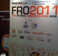 Cafe Desire best Franchise Opportunity show at Hyderabad