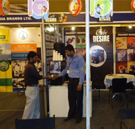 Cafe Desire best Franchise Opportunity show at Jaipur