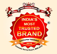 Cafe Desire now awarded as India's most trusted brand - 2016 in Category