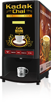 Kadak Chai Machine